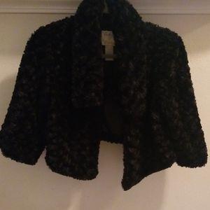 Cropped Black jacket